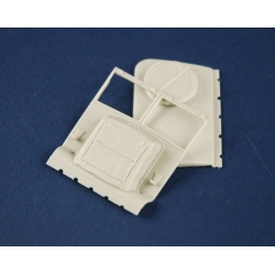 PANZER ART RE35-214 1/35 Bedford QLR Dust Cover set