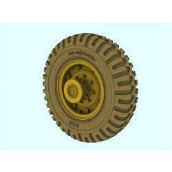 PANZER ART RE35-262 Bedford QLC Road Wheels (AVON)