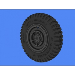PANZER ART RE35-286 Road wheels for Horch 1a (Gelande)