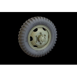 PANZER ART RE35-314 GMC Road Wheels set IGoodyear)