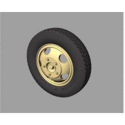 PANZER ART RE35-333 Ford 3000 Road Wheels (Commercial pattern)