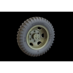 PANZER ART RE35-313 GMC Road Wheels set IFirestone)