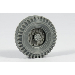 PANZER ART RE35-356 1/35 Chevrolet LRDG Road wheels (Firestone)