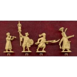 Preiser 14155 Figurines HO 1/87 Vaches - Cows