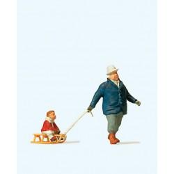 SCALEXTRIC MICRO G101 1/64 Droites – Straight 38,1cm 2pcs