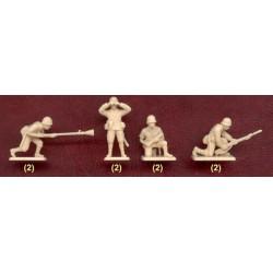 Preiser 10508 Figurines HO 1/87 Joueurs de pétanque - Boule players