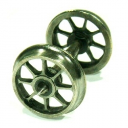 RB Model H0-1000-8 HO Wheels