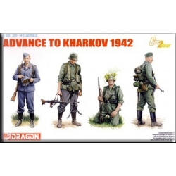 DRAGON 6656 1/35 Advance to Kharkov 1942