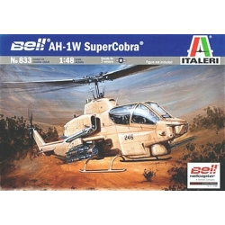 ITALERI 0833 1/48 AH-1W Super Cobra
