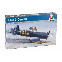 ITALERI 1313 1/72 Chance Vought F4U-7 Corsair