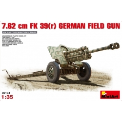 MiniArt 35104 1/35 7.62 cm FK 39(r) German Field Gun