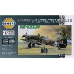 SMER 0882 1/72 Hawker Hurricane Mk.IIC With Etched Parts