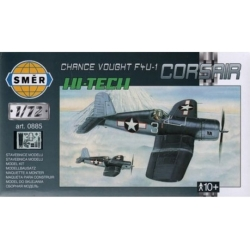SMER 0885 1/72 Chance Vought F4U-1 Corsair with etched parts