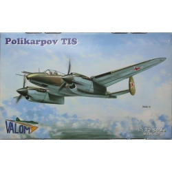 VALOM 72003 1/72 Polikarpov TIS