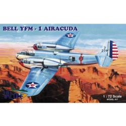 VALOM 72015 1/72 Bell YFM-1 Airacuda