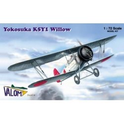 VALOM 72052 1/72 Yokosuka K5Y1 Willow