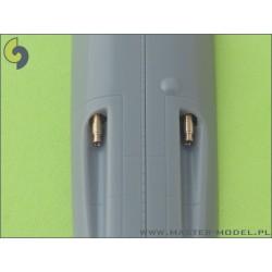 VALOM 72068 1/72 Dassault MD 450 Ouragan Salvador, India