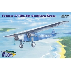 VALOM 72072 1/72 Fokker F.VIIb/3m Southern Cross
