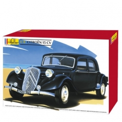 HELLER 80799 1/8 Citroën 15 CV