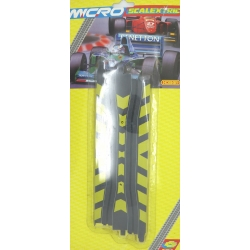 SCALEXTRIC MICRO G100 1/64 Chicane 22,86cm