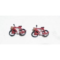 HORNBY R8679 OO 1/72 Bicycles