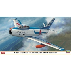 HASEGAWA 07381 1/48 F86F-40 Saber Limited Edition