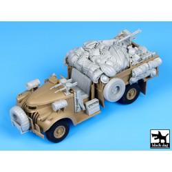 MAC DISTRIBUTION 72065 1/72 Opel Blitz 3t Gas Generator
