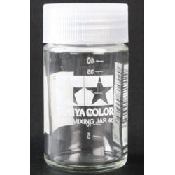 TAMIYA 81042 Paint Mixing Jar 46