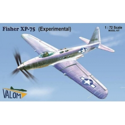 VALOM 72082 1/72 Fisher XP-75 (Experimental)