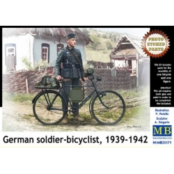 MasterBox MB35171 1/35 German Soldier-bicyclist 1939-1942