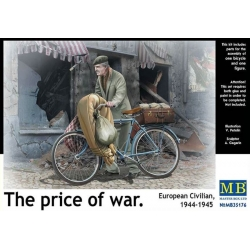 MasterBox MB35176 1/35 The price of war. European Civilian 1944-1945