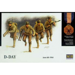 MasterBox MB3520 1/35 D-Day June 6th 1944