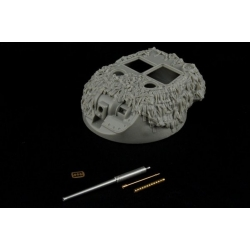"PANZER ART RE35-220 1/35 Staghound AC turret with ""Hessian net"""