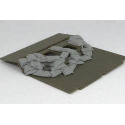 PANZER ART RE35-296 1/35 Sand armor for LVT (AFV kit)