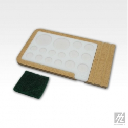 HOBBY ZONE HZ-PM1 Acrylic Painting Palette