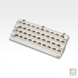 HOBBY ZONE HZ-S1b Paint Stand For 36mm Jars