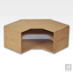 HOBBY ZONE HZ-OM04 Corner Shelves Module