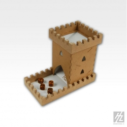 HOBBY ZONE HZ-DTZ Dice Tower - Castle Tower