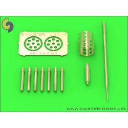 HOBBY ZONE HZ-S2b Grand Support de Rangement pour Pots de Peintures 36mm