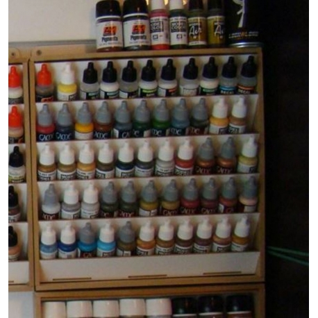 HOBBY ZONE HZ-S3s Paint Hanger For 26mm Jars