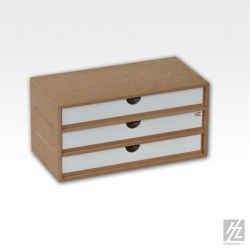 HOBBY ZONE HZ-OM02a Drawers Module x 3