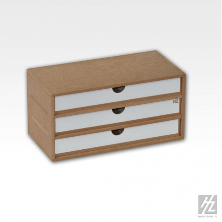 HOBBY ZONE HZ-OM02 Drawers Module x 3
