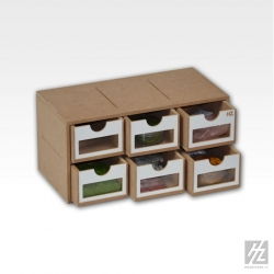 HOBBY ZONE HZ-OM01a Drawers Module x 6