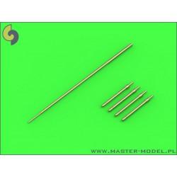 AMMO OF MIG A.MIG-0196 Metallic Color Bleu Métallique - Warhead Metallic Blue 17ml