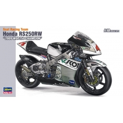 HASEGAWA 21501 1/12 Scot Racing Team Honda RS250 RW 2009 WGP250 Champion