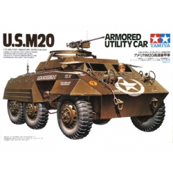 TAMIYA 35234 1/35 U.S. M20 Armored Utility Car
