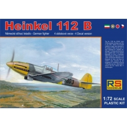 RS MODELS 92062 1/72 Heinkel He 112