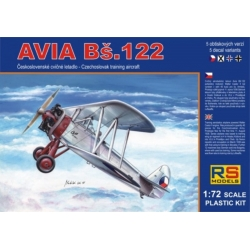 RS MODELS 92069 1/72 Avia Bs-122