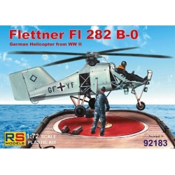 RS MODELS 92183 1/72 Flettner 282 B-0