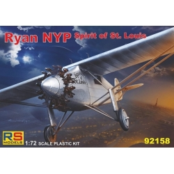 "RS MODELS 92158 1/72 Ryan NYP ""Spirit of St. Louis"""